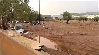 Alluvioni in Grecia, almeno 14 morti