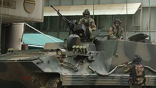 U.S., U.K. issue Zimbabwe security warning citing growing 'uncertainty'