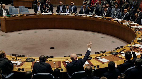 روسیه پیشنویس قطعنامه جدید آمریکا درباره سوریه را وتو کرد