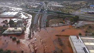 Ελλάδα: Ανεβαίνει ο τραγικός απολογισμός από τις φονικές πλημμύρες - Αναζητούνται αγνοούμενοι