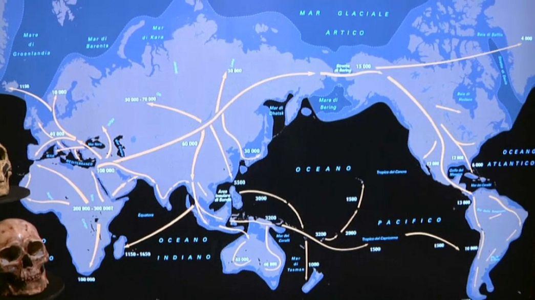 Turiner Ausstellung: Odyssee der Menschheit
