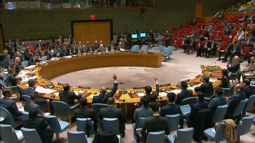 Россия и США скрестили шпаги по Сирии в Совбезе ООН
