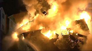 Feuer vernichtet Seniorengemeinde in Pennsylvania