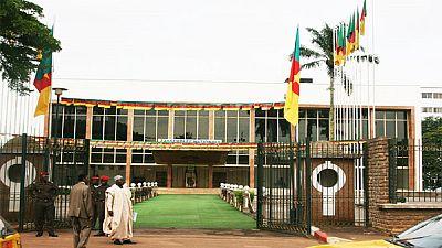 Spectaculaire incendie à l'Assemblée nationale à Yaoundé — Cameroun