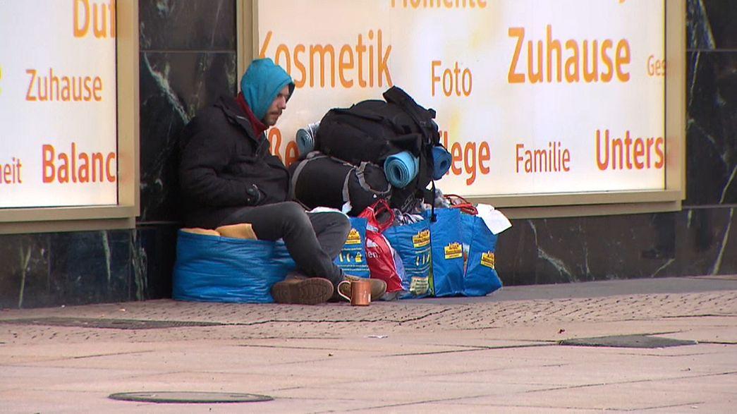 Germania e Italia: emergenza senzatetto