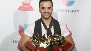 """Los Grammy latino se rinden al fenómeno """"Despacito"""""""