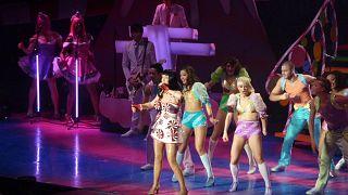 Katy Perry'nin Çin'e girişi yasaklandı iddiası