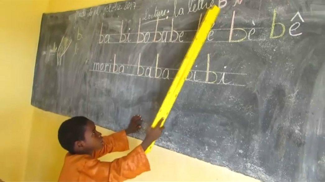 Retour à l'école pour les enfants du nord du Mali