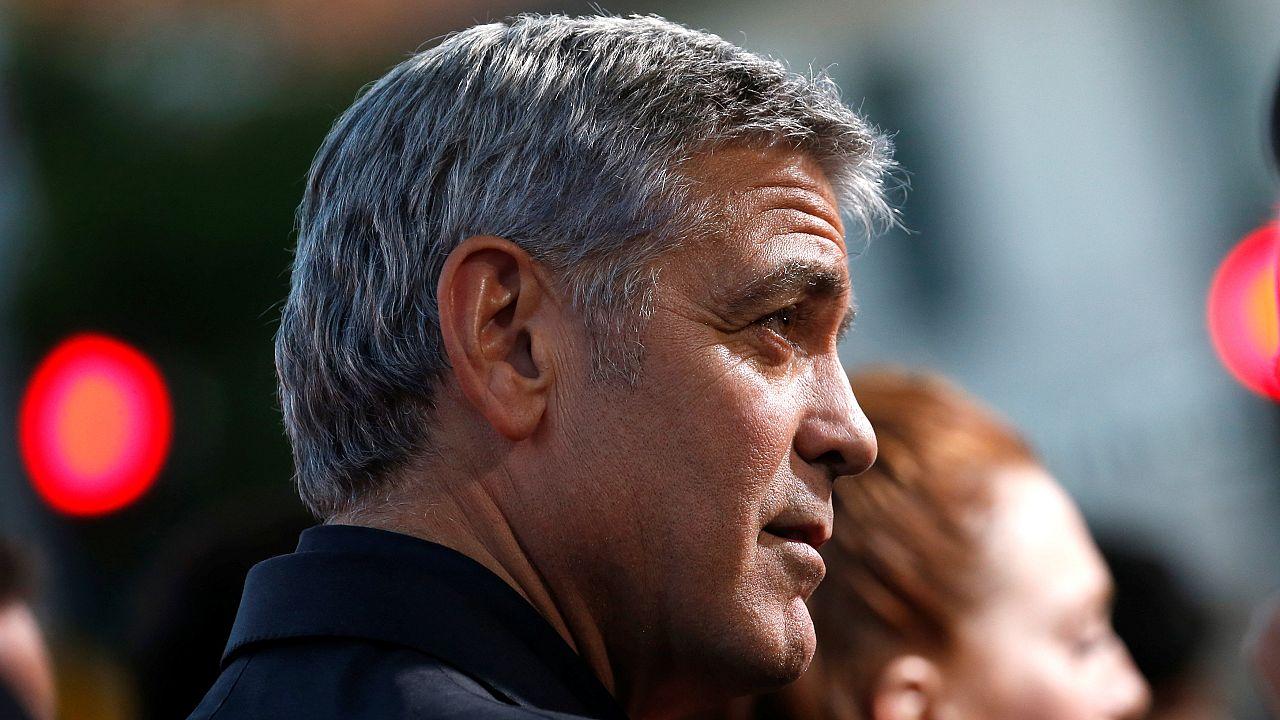 George Clooney volta à televisão
