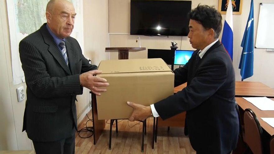 Россия возвращает Японии останки солдат