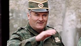 Ex Bosnian Serb leader Ratko Mladic awaits verdict of war crimes trial