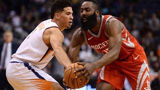 Houston Rockets besiegen Phoenix Suns