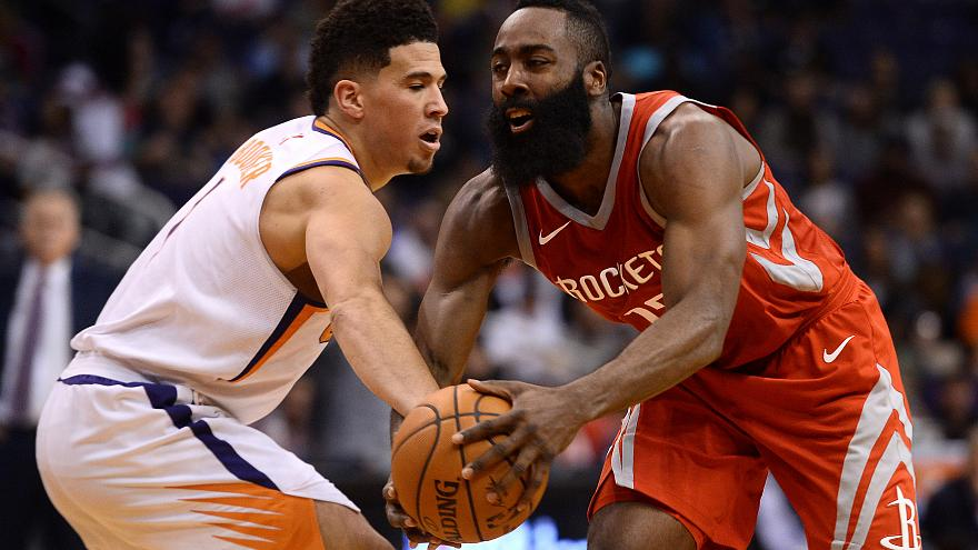 Houston Rockets besiegen Phoenix Suns