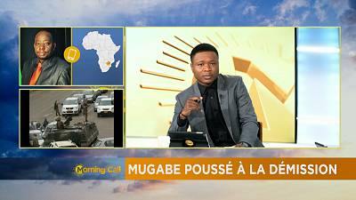 Zimbabwe : Mugabe poussé vers la démission [The Morning Call]