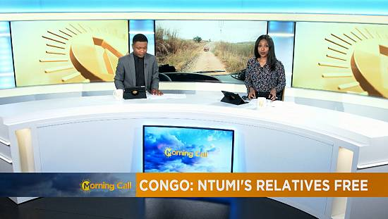 Congo : Libération de proches du pasteur Ntumi [The Morning Call]
