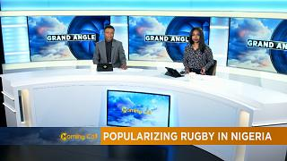 Promoting Rugby in Nigeria [The Morning Call]