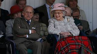 A picture for each decade the Queen and Prince Philip have been married