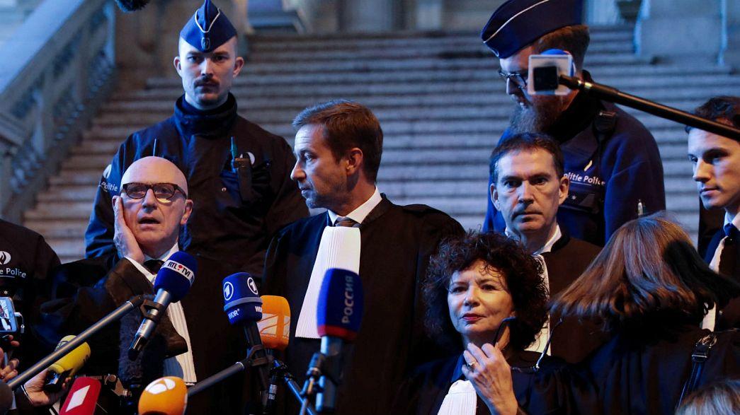 Belgian judge postpones decision on arrest warrant for ousted Catalan leader Carles Puigdemont