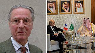 سفیر پیشین فرانسه در گفتگو با یورونیوز: موضع فرانسه در بحران ایران و عربستان متعادل است