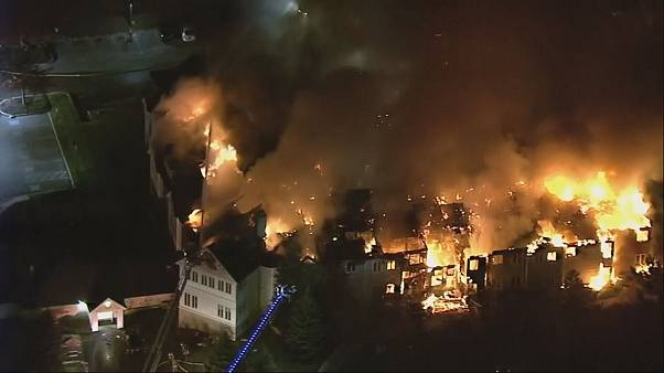 USA: Brand in Seniorenheim