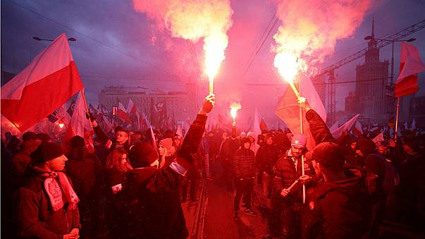 View: Independence Day in Poland was no 'beautiful sight'