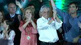 Giro a la derecha en Chile, los sondeos auguran la victoria del expresidente Piñera