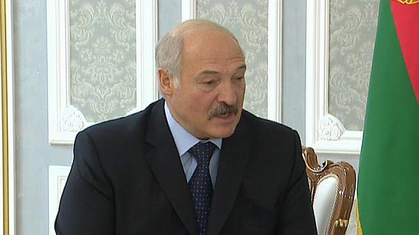 Gabriel zu Besuch in Weißrussland