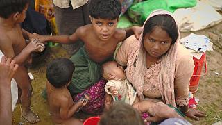 NGOs scale up humanitarian aid for Rohingya refugees