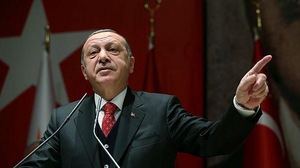 NATO-Eklat: Erdogan zieht Truppen ab
