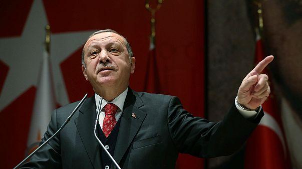 La OTAN se disculpa por poner como enemigo a Erdogan en un ejercicio militar