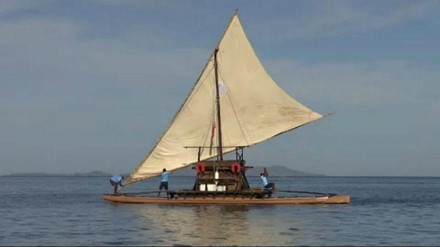 Negyven falut költöztet el a Fidzsi-szigetek a klímaváltozás miatt