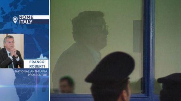 """Riina: Roberti a Euronews """"morto da capo, funerale sia privato"""""""