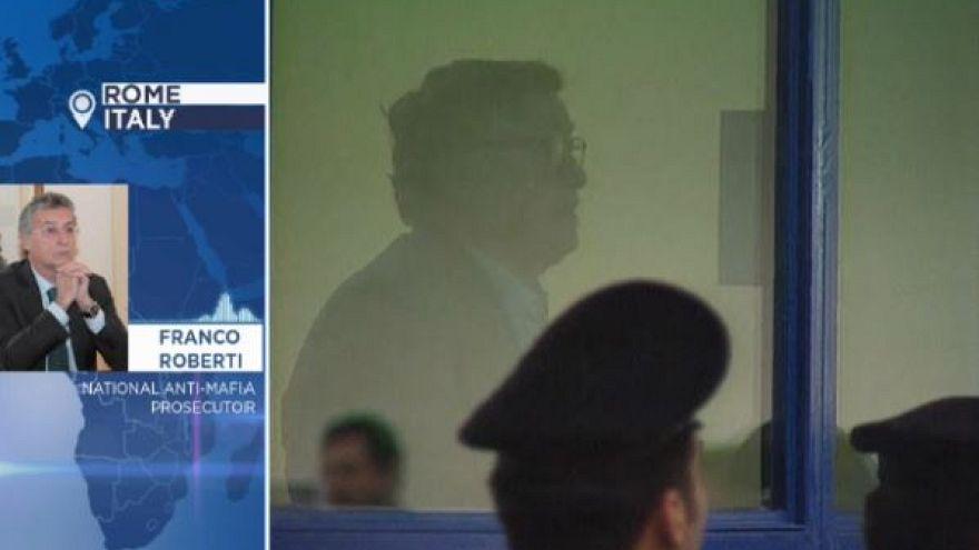 """La succession de """"Toto"""" Riina sous surveillance"""