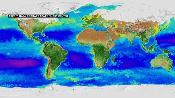 Time-lapse videón a Föld elmúlt 20 éve