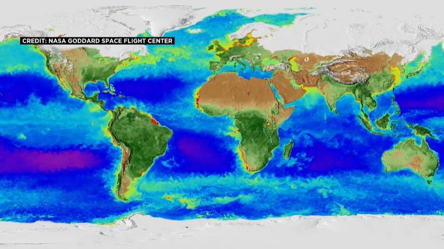 Watch: What has Earth looked like for the past 20 years?