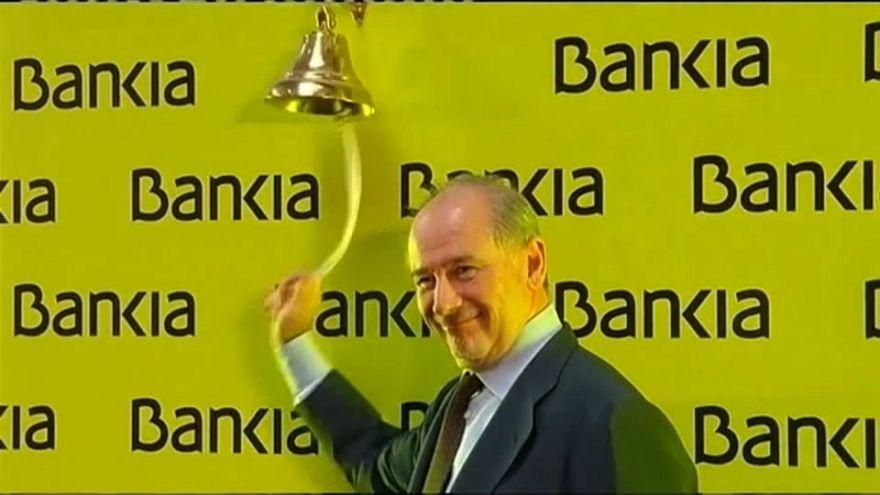 Rodrigo Rato al banquillo de los acusados por estafa y falseamiento en la salida a bolsa de Bankia