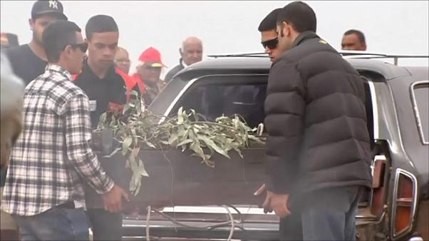 El Hombre de Mungo descansa en paz en tierras aborígenes