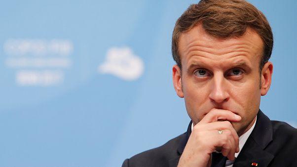 رئیس جمهوری فرانسه: مایلیم با تهران مذاکره کنیم