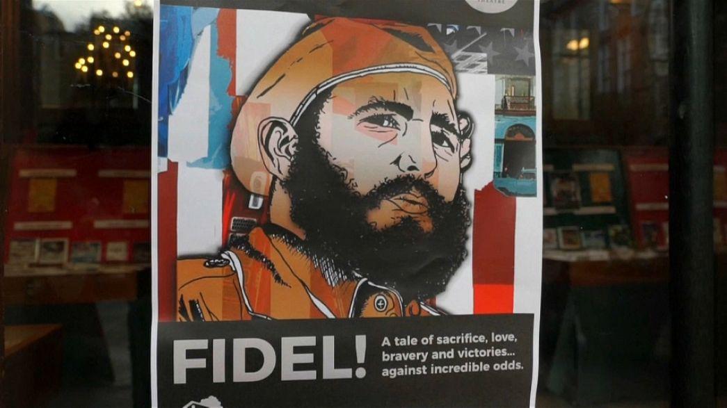 Londoner Musical über Fidel Castro