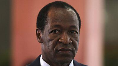 """Burkina : Compaoré sort de son silence pour démentir """"tout lien"""" avec des """"terroristes"""""""