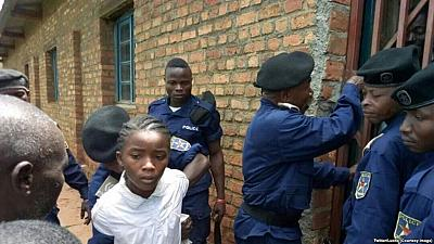 RDC : émoi autour de la photo de l'arrestation d'une fillette