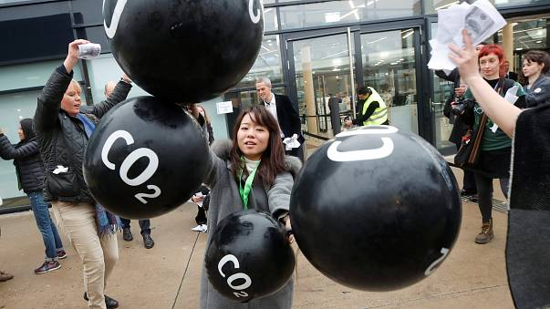Abschluss für Weltklimakonferenz in Bonn