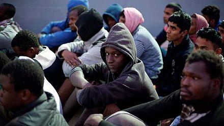 """Esclavage en Libye : """"Indignation"""" de l'Union africaine et du Sénégal"""