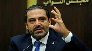 Saad Hariri deverá encontrar-se com Macron este sábado