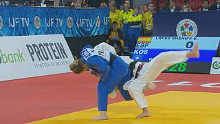 Judo: Grand Prix The Hague, successi per Ucraina, Turchia, Mongolia e Kosovo