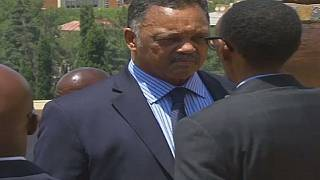 US civil right activist Jesse Jackson diagnosed with Parkinson's disease