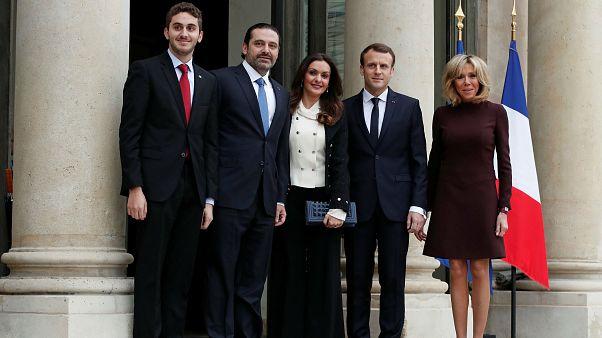 چرا ماکرون سعد حریری را به پاریس دعوت کرد؟