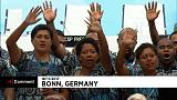 Fiji farewell song closes COP23