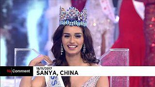 Egy 20 éves indiai szépség a Miss World 2017