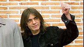 Умер Малькольм Янг, гитарист AC/DC